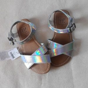 Gap toddler girls' sandals size 11